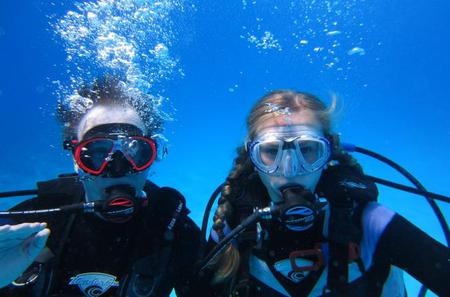 PADI Discover Scuba Diving in Bayahibe