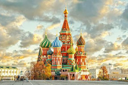 Kremlin Territory with Cathedrals Red Square Tour