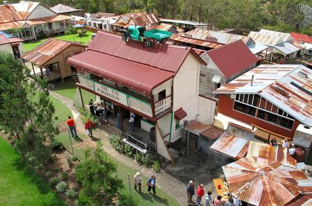 Historic Village Herberton Day Trip from Cairns Including Kuranda Village and the Skyrail Rainforest Cableway