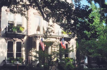 Savannah's Historic District Walking Tour