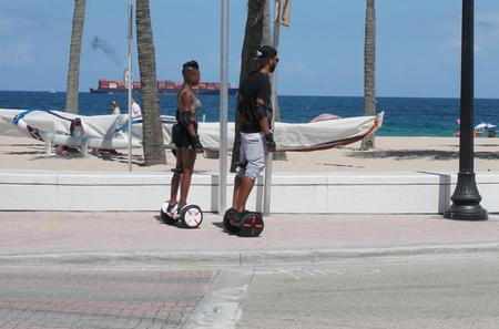 1 Hour Solo Segway Rental in South Beach