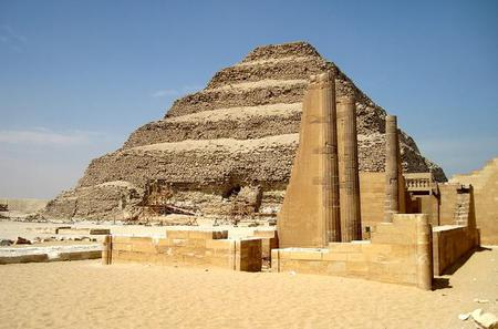 Day Tour Memphis Sakkara Citadel and Mohamed Ali Mosque from Giza
