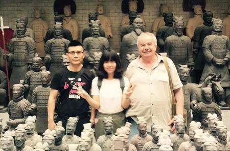 Xian One Day Coach Tour of Terracotta Army