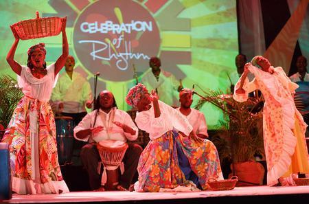 Celebration of Rhythm Bajan Heritage Show