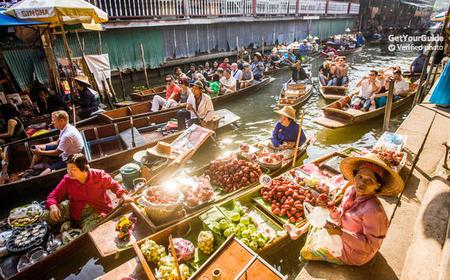 Half-Day Floating Market Tour