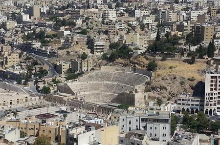 City Tour of Amman