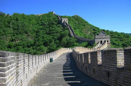 One Day Bus Tour: Mutianyu Great Wall Visiting With Lunch Inclusive