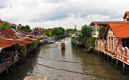 Bangkok and Thonburi Khlongs Half-Day Tour