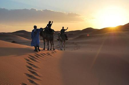 4-Night Desert Experience from Marrakech