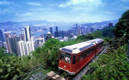 Skip The Line: Victoria Peak Tram Ticket