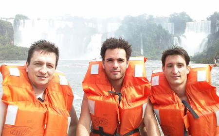 Iguazu Falls Boat Ride From Foz do Iguaçu to Argentina