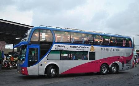 Bangkok to Vientiane Bus Transfer