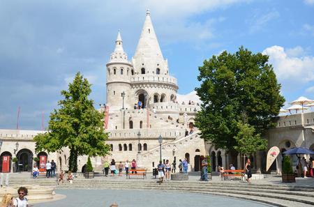 2 Hour Budapest Tour