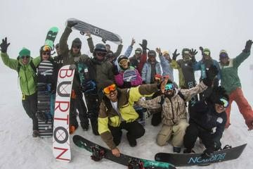 Snowboard Lesson with Lunch and Transfer from Santiago