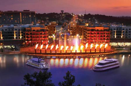 Main Street Lake Cruises of Springfield MO