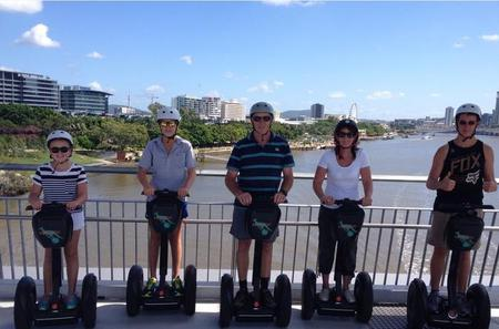 Small-Group Brisbane Segway Tour