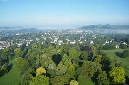 Hot Air Balloon Flight from Bath