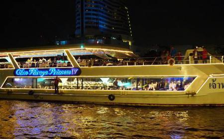 Bangkok: 2-Hour Dinner Cruise on the Chao Phraya River