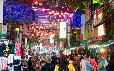 Kuala Lumpur by Night and Malaysian Food Tour