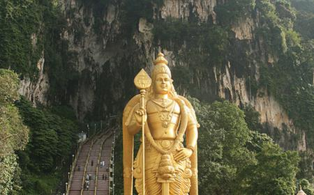 Batu Caves and Genting Highlands Tour with Cable Car Ride