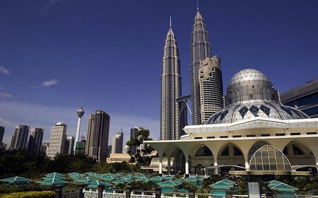 Kuala Lumpur: KL Tower Lunch & City Tour