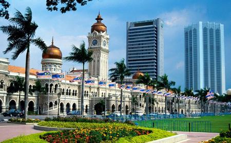 KL City, Tower Lunch, Batu Caves, Selangor Pewter Tour