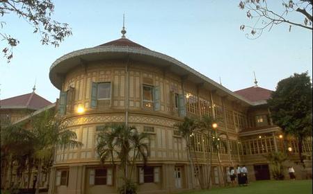 Bangkok: Vimanmek Museum Half-Day Tour