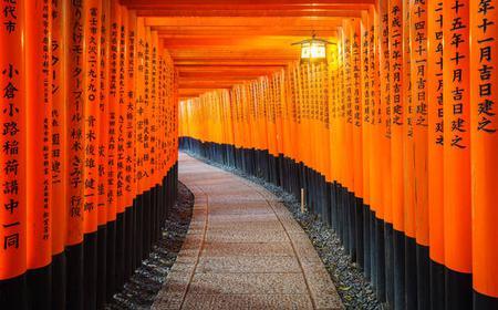 Kyoto and Nara Photo Tour & Luxury Tour Van