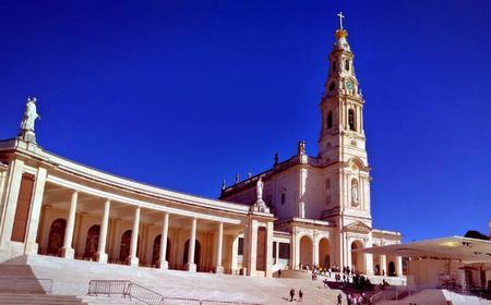 From Lisbon: Full-Day Private Fátima & Óbidos Tour