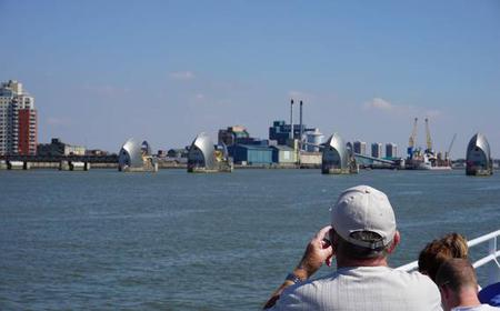 Westminster to Greenwich via Thames Barrier Cruise