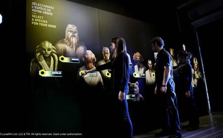 Star Wars Identities: The Exhibition at The O2 London