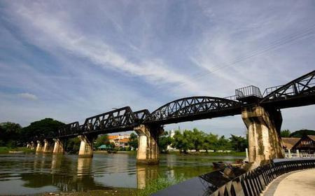 Kanchanaburi & Bridge Over the River Kwai from Bangkok