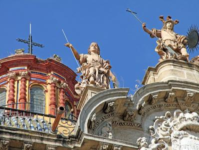 Seville Thru the Lens - Be a Sevillian for a Day Private Tour