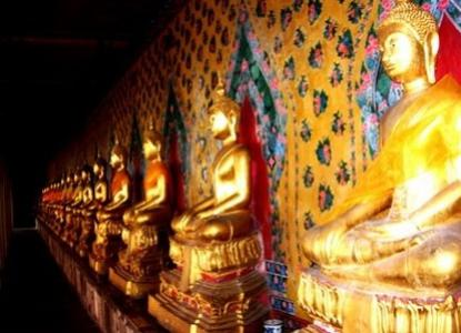 Bangkok Half-Day Boat Tour and Wat Arun Temple