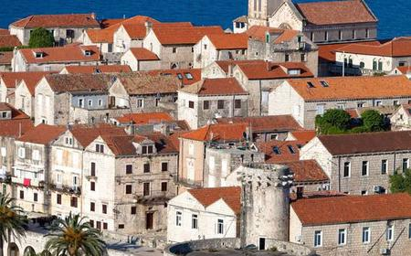 From Dubrovnik: Ston, Korcula and Potomje Day Tour