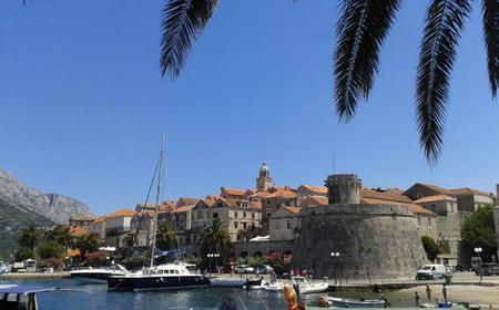 Dubrovnik: Day Trip to Korcula Birthplace of Marco Polo