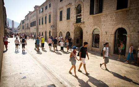 Dubrovnik Old Town 1-Hour Guided Tour