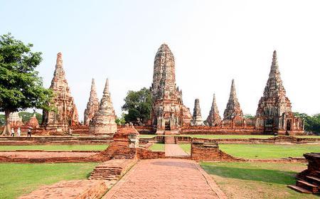 Ayutthaya & Bang Pa-In Summer Palace Full-Day Tour