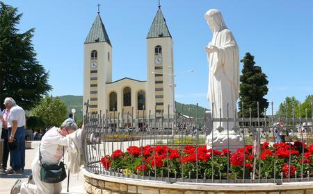 Medjugorje Full-Day Tour from Dubrovnik