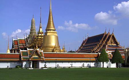 Bangkok: Grand Palace and Wat Phra Kaew Tickets