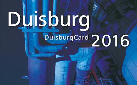 Duisburg: Discovery Tour with the DuisburgCard