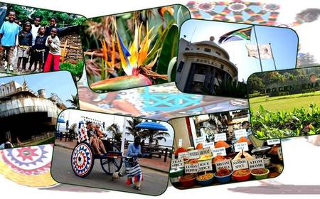 3-Hour Durban City Sightseeing Tour