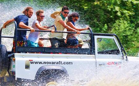 Antalya: Full-Day Jeep Safari in the Taurus Highlands