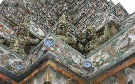 Bangkok Half-Day Klongs and Wat Arun City Tour