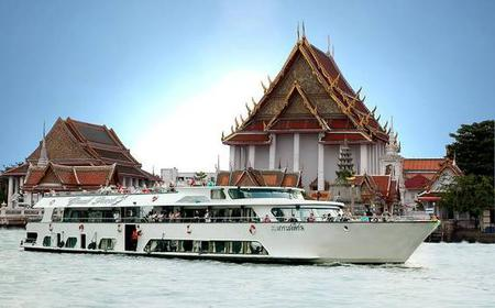 Bangkok 4-Hour Grand Pearl Dinner Cruise