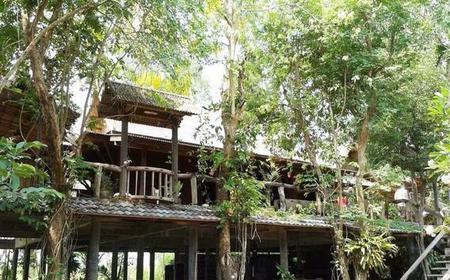 Khao Yai National Park: Day Trip with Elephant Ride