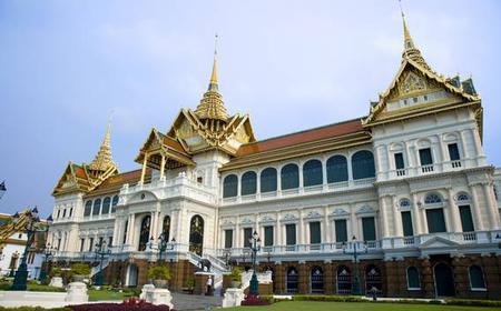 Bangkok's Grand Palace & Temples 4-Hour Tour
