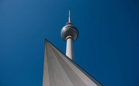 Berlin Olympic Stadium, TV Tower & Panormapunkt