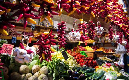 Budapest: 2-Hour Market & Tasting Tour