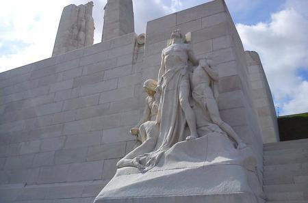 Vimy and Belgium Canadian Battlefield Tour from Lille